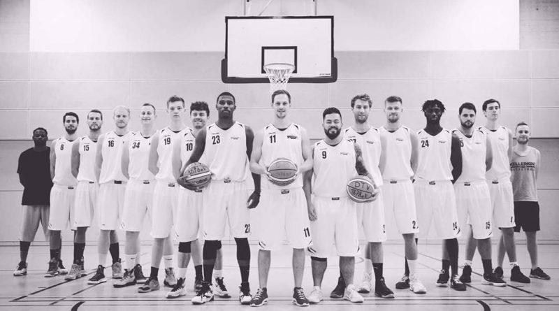 1. Basketball Herrenmannschaft des Deutzer TV aus Köln