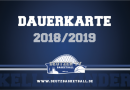 Vorverkauf: Dauerkarten für die 1. Regionalliga